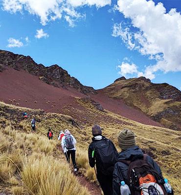 Ancascocha Trek to Machu Picchu 5 Days