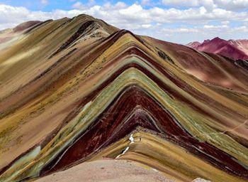 Rainbow Mountain Hike Peru - Full Day