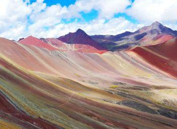 Rainbow Mountain Trek Cusco 2D/1N