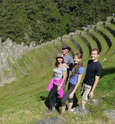 Short Inca Trail 2 Days