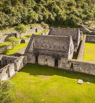 Choquequirao Trek to Machu Picchu 9 Days