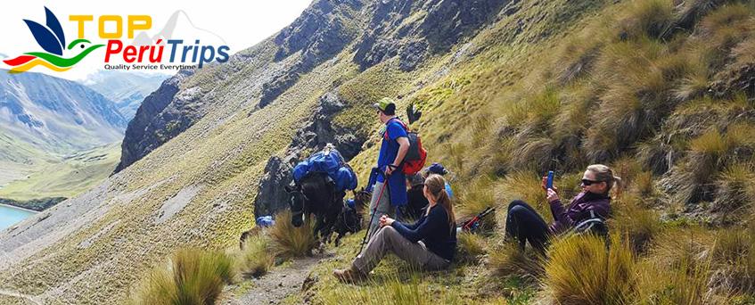Ancascocha Hike Peru
