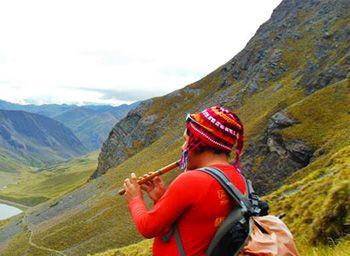Ancascocha Trek to Machu Picchu 5D/4N