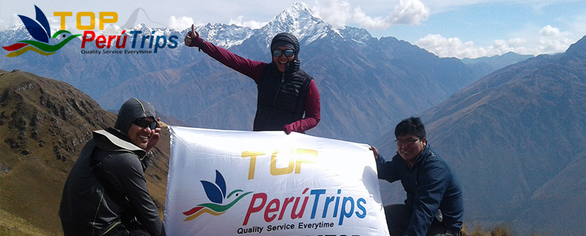 Ancascocha trails in Cusco