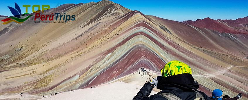 Rainbow Mountain Trekking in Cusco